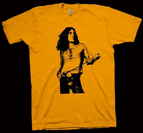 ROBERT PLANT T Shirt Led Zeppelin Jimmy Page Pink Floyd